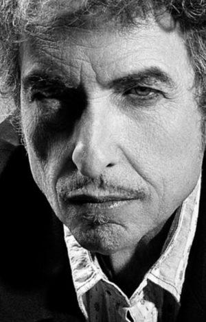 Bob Dylan Portrait - Premium Modern Art - Musiker, Maler & Zeichner