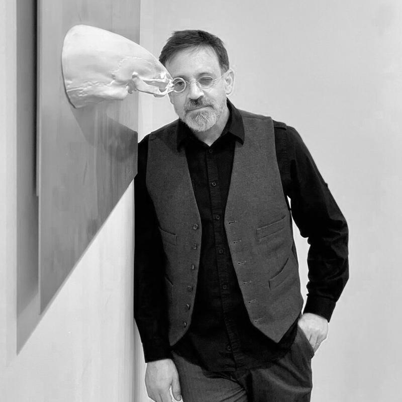 Jonty Hurwitz Portrait, Artist by Premium Modern Art