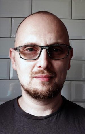 Adi Greanov Marvel Artist Portrait