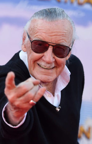 Stan Lee Marvel Premium Modern Art