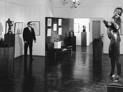 James Francis Gill Felix Landau New York Premium Modern Art