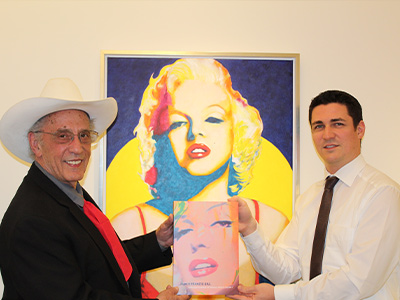 James Francis Gill Ted Bauer Premium Modern Art