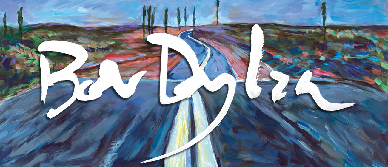 Bob Dylan On the Road Ausstellung 2021